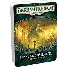 Arkham Horror LCG - Carevale of Horrors from Fantasy Flight!