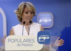 Aguirre aplaude el archivo de las denuncias de Podemos y del incidente de tráfico