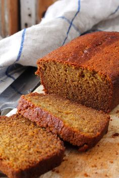 This aromatic Honey Fennel Gingerbread Loaf recipe is exquisite with tea or coffee. It uses only honey to create a moist golden dough and has the floral taste of pure honey.