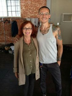 Could this be Chester's Mother!?