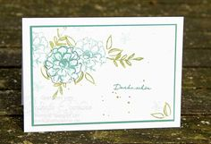 Stampin´ Up! Sale-A-Bration 2016 Was ich mag