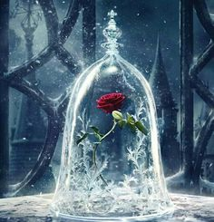 'Beauty & the Beast' First Look Poster Revealed!: Photo The first look poster for Beauty and the Beast is here! The highly anticipated live-action Disney movie stars Emma Watson, Dan Stevens, Luke Evans, Kevin Kline,… Enchanted Rose, Images Disney, Walt Disney Pictures, Disney Films, Disney And Dreamworks, Disney Pixar, Emma Watson, Disney Beast, Beauty And The Beast Movie