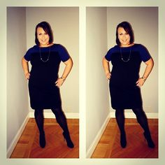 Snygga @hannahwidell i Cat knitted dress, nu i butik och online på mq.se! #klänning #stockhlm #vårnytt