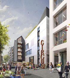 shedkm's 130 Billion Mixed Use Masterplan to Facilitate Brighton's Economic and Creative Revitalisation   Netfloor USA
