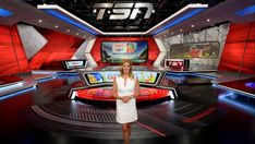TSN | NewscastStudio
