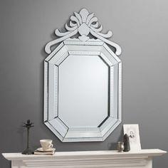 Philadelphia Wall Mirror - £185 | brandinteriors.co.uk