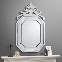 Philadelphia Wall Mirror - £185 | brandinteriors.co.uk