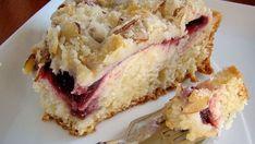Raspberry Cream Cheese Coffee Cake Recipe - Genius Kitchen