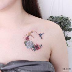Tattoos, small tattoos, flower tattoos, pretty tattoos for women, wri Bild Tattoos, Love Tattoos, Sexy Tattoos, Body Art Tattoos, Small Tattoos, Tatoos, Small Pretty Tattoos, Modern Tattoo Designs, Initial Tattoo