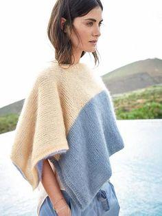 171 Besten Poncho Bilder Auf Pinterest Crochet Pattern Crochet