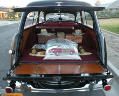 '51 Ford Woody Country Squire