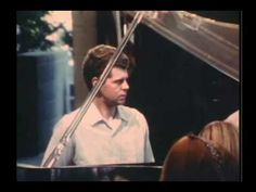 Portrait of Van Cliburn from the Bell Telephone Hour - Interview, commentary and performance (Prokofiev Piano Concerto no. 3)