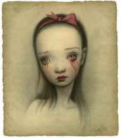 Elsa by Mark Ryden  - Limited Edition Giclée Print on Archival Cotton Rag Art Paper