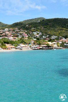 La Martinique en photos : les Anses d'Arlet | Evasions Gourmandes