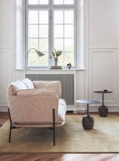 Shop the Lato Side Table and more contemporary furniture designs by AndTradition at Haute Living. Bureau Design, Salon Design, Bauhaus, Eames, Maurer, Laser Cut Steel, Muuto, Living Spaces, Living Room