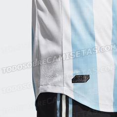 Camiseta de Argentina Rusia 2018