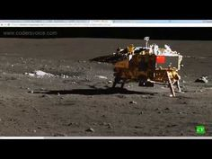 China Moon Landing (the full video) - YouTube