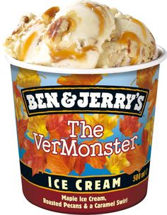You have done it again ben and jerrys you have done it again Ben Et Jerrys, Dessert Drinks, Dessert Recipes, Desserts, Ben Und Jerry, Chocolates, Chocolate Sugar Cookie Recipe, Love Ice Cream, Ice Cream Flavors