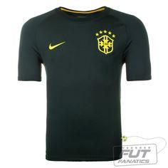 Camisa Nike Brasil III 2014 - Fut Fanatics - Compre Camisas de Futebol Originais Dos Melhores Times do Brasil e Europa - Futfanatics