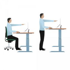 A New Study In The British Journal Of Sports Medicine Claims That Office Workers Should Be
