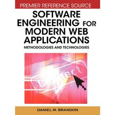 Software Engineering for Modern Web Applications (eBook) Teacher Notebook, Books To Read Online, Dna Test, Web Application, Video Photography, Software Development, Texts, Ebooks, Engineering
