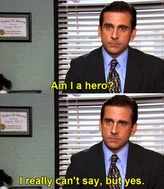 Michael Scott/Steve Carell (The Office)