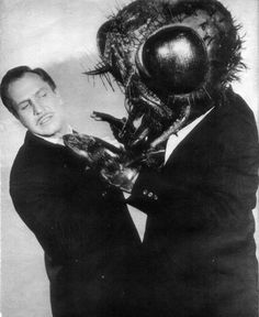 Vincent Price - O Monstro de Mil Olhos (1959) / The Return Of The Fly, 1959.