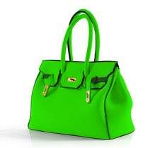 Neon Tote Bag---cool!