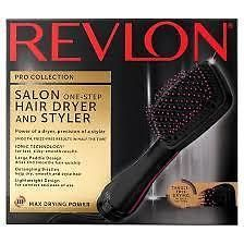 Hair Dryers: Revlon Pro Collection Salon One-Step Hair Dryer And Styler New! Free Shipping! -> BUY IT NOW ONLY: $30.95 on eBay!