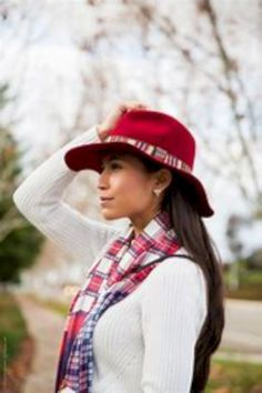 Nice 46 Trendy Hat Types For This Winter. More at http://simple2wear.com/2018/03/09/46-trendy-hat-types-for-this-winter/