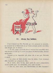 Manuels anciens: Jean Sauvestre, L'École du printemps (lecture suivie CM, 1957) French Language Learning, Jeans, Spring, Learn To Speak French, Denim, Denim Pants, Denim Jeans