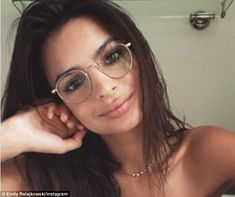 efa3c65060 Kendall Jenner and Hailey Baldwin make it cool to wear glasses
