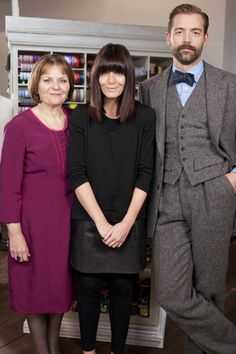 The Great British Sewing Bee, Claudia Winkleman, May Martin, Patrick Grant love this series