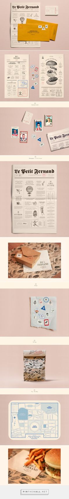 Big Fernand on Behance
