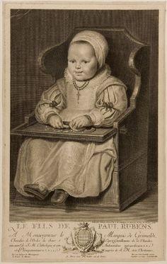 Manuel Salvador Carmona, El hijo de Rubens