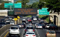 The warning-system worker who issued the false ballistic missile alert in Hawaii on Jan. 13 has been fired and the top two civilian officials of the Hawaii Emergency Management Agency have resigned, the agency's military director said on Tuesday. Emergency Alert System, Emergency Response, Nuclear Disasters, Emergency Management, Car Insurance, The Guardian, Waves, World, Confusion