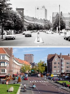 Maasstraat, Amsterdam 1977 & 2014. Click image for full description and visit the slowottawa.ca boards >> http://www.pinterest.com/slowottawa/