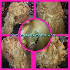 #Weddinghair #specialevents #extensions