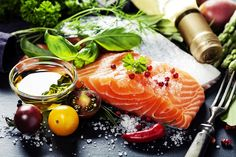 Eating a healthy diet on a consistent basis, including anti-inflammatory foods, is the first step to healing your body. The foods you consume have a direct impact on the symptoms you may be experiencing with any health condition. Diet And Nutrition, Sous Vide Fish Recipe, Fish Recipes, Healthy Recipes, Seafood Recipes, Healthy Meals Delivered, Clean Eating, Healthy Eating, Healthy Food