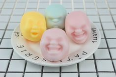 Human Face Emotion Vent Ball Toy Resin Silicone Relax Doll Adult Stress Relieve Novelty Toy Antistress Funny Ball For Gift