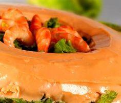 Receita Mousse de camarão por Equipa Bimby - Categoria da receita Pratos principais Peixe Angela, Thai Red Curry, Mousse, Brunch, Ethnic Recipes, Food, Traditional Kitchen, Main Courses, Fish