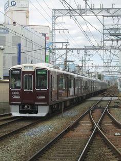 blackcat写真館: 阪急京都線 長岡天神駅にて