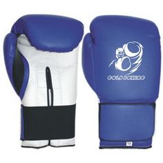 GB-200163 Boxing Gloves, Cowhide Leather, Machine Mold, Strap with Elastic and Velcro Fastener.