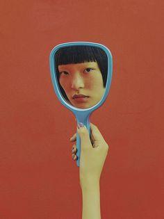 Portrait Photography Inspiration : Photo by Nhu Xuan Hua