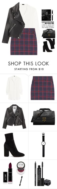 """""""Oh, It's Such A Shame"""" by youryulianna ❤ liked on Polyvore featuring Joseph, Acne Studios, Valentino, Rosendahl, Rodial and modern"""