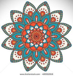 Find Flower Mandalas Vintage Decorative Elements Oriental stock images in HD and millions of other royalty-free stock photos, illustrations and vectors in the Shutterstock collection. Mandala Doodle, Mandala Art Lesson, Mandala Drawing, Mandala Painting, Dot Painting, Doodle Doodle, Mandala Design, Mandala Wallpaper, Doodle Patterns