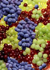 What is the most widely mentioned grape on the Social Media? ... Curious?  Than do not look at ......
