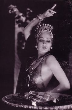 Joyzelle Joyner as 'Ancaria' - 1932 - The Sign of the Cross - Director: Cecil B. DeMille - @~ Mlle