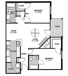 Free floor plans for small houses 2 bedroom house plans for 3 bedroom floor plan with dimensions pdf