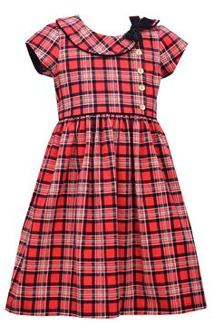 Shop our collection of Girls' Dresses from your favorite brands including Xtraordinary, Rare Editions, Chantilly Place and more available at Dillard's. Kids Dress Wear, Little Girl Dresses, Girls Dresses, Baby Girl Fashion, Toddler Fashion, Kids Fashion, Baby Girl Dress Patterns, Baby Dress, Frocks And Gowns